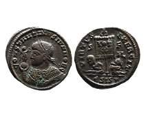 Ancient Roman Imperial AE follis Constantine II
