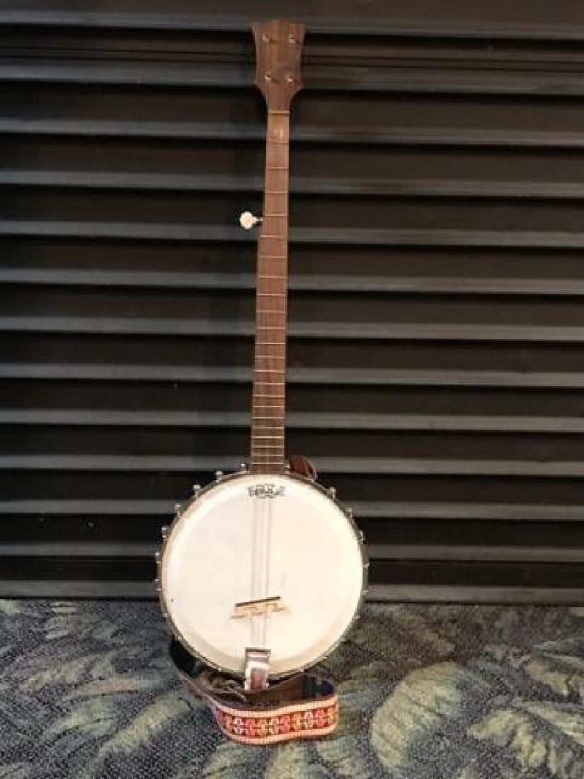 Vintage Eagle Banjo 5 String