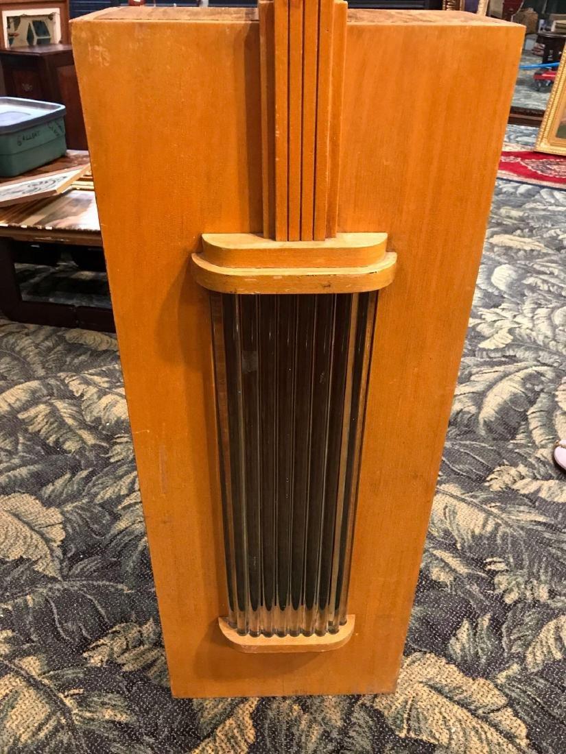 Art Deco Theater Wall Rod Pillar Light Box