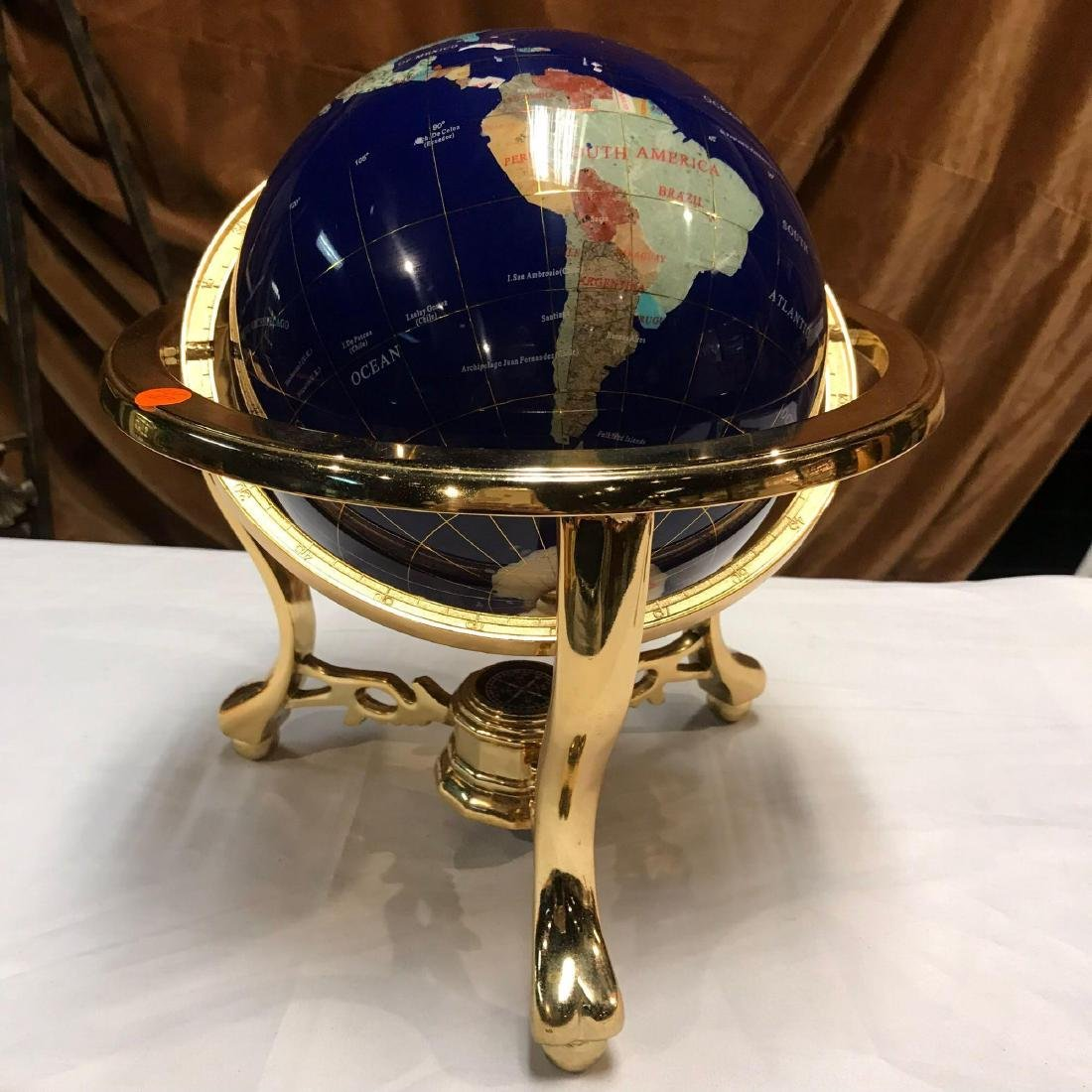 Nautical Lot with Globe - 10