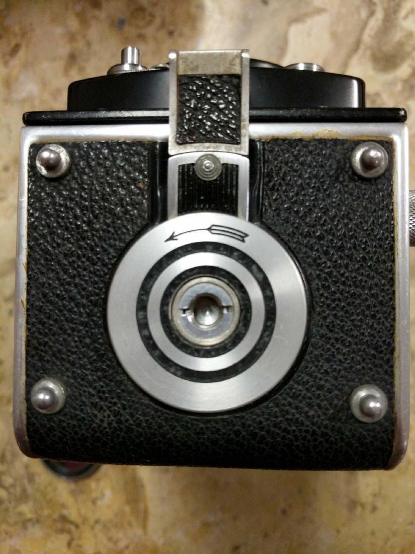 Rolleiflex Frank & Hedecke Braunschweig Camera - 6