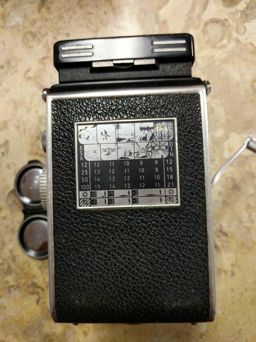 Rolleiflex Frank & Hedecke Braunschweig Camera - 7
