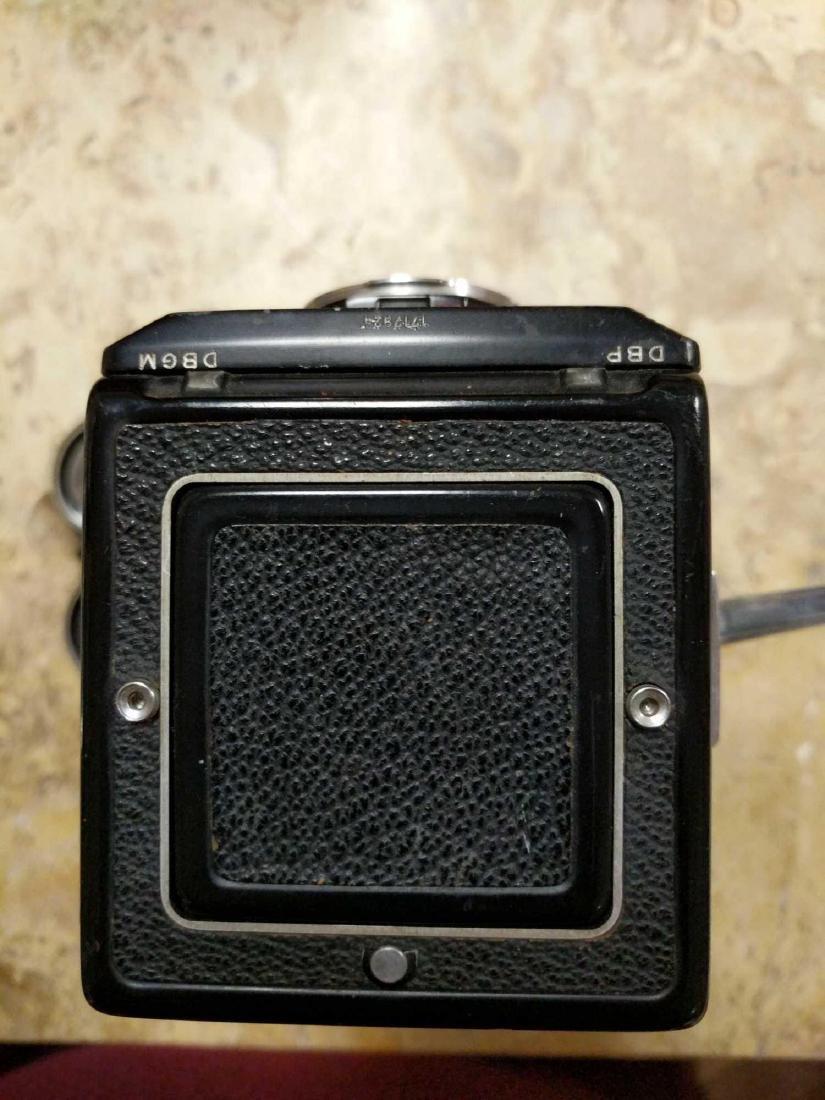 Rolleiflex Frank & Hedecke Braunschweig Camera - 8