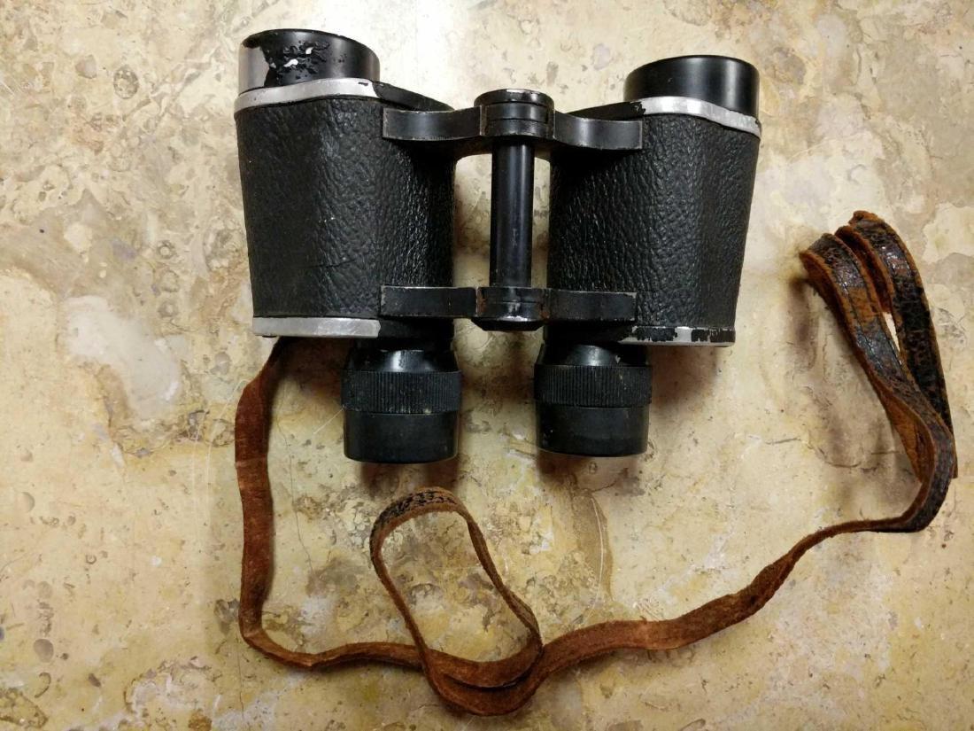 Prestige Binoculars and pre 1940's Biascope Field Glass - 6