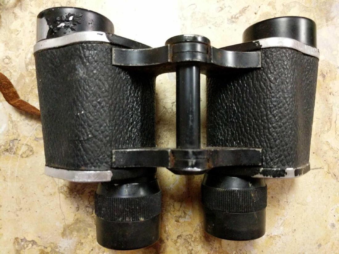Prestige Binoculars and pre 1940's Biascope Field Glass - 9