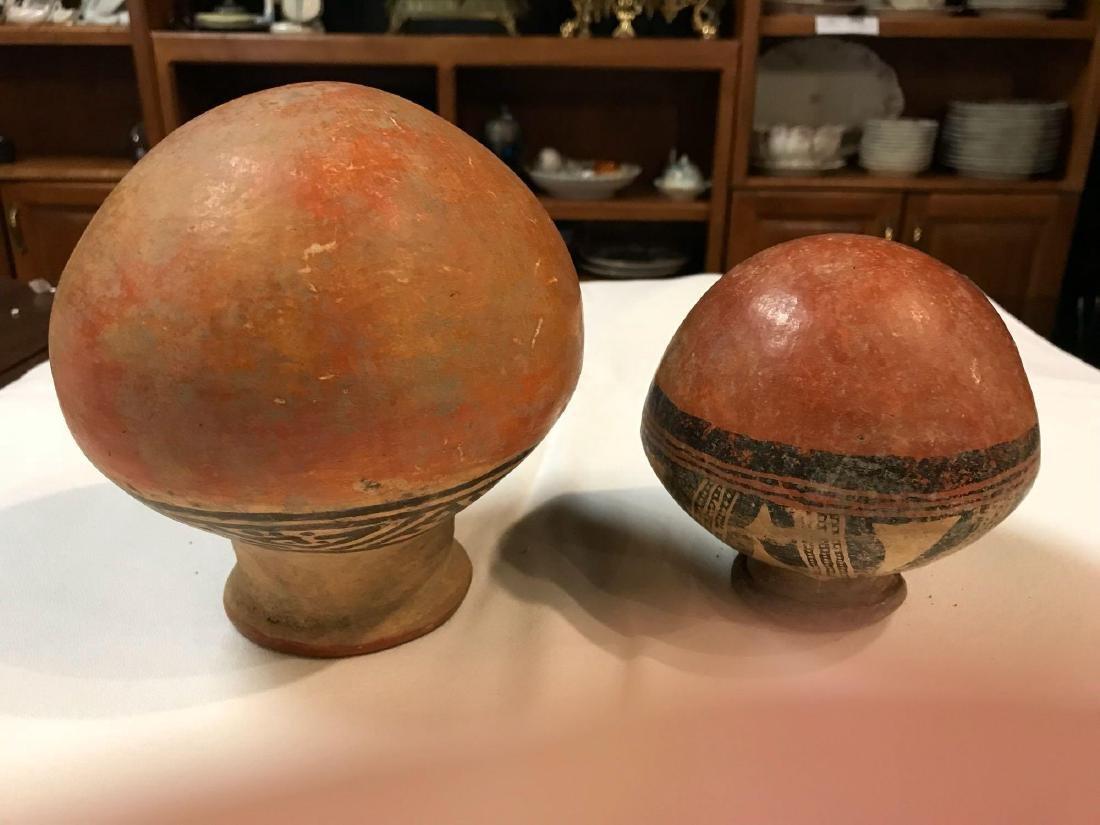 Two Pre-Columbian Pots - 4