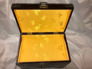 Vintage Asian Jewelry Box - 2