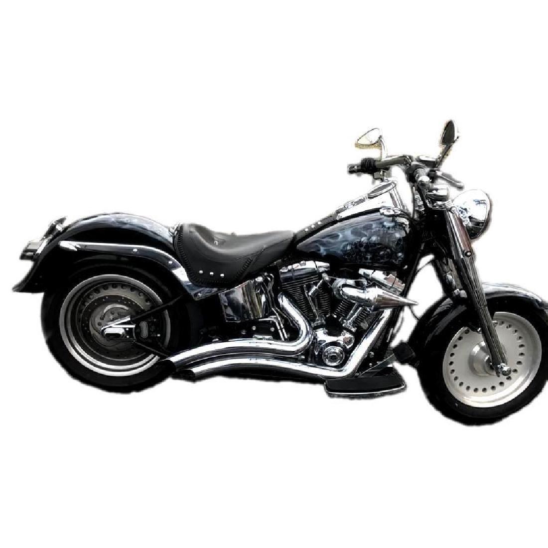 2007 Custom Harley-Davidson FLSTF Fatboy