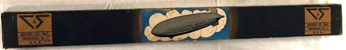 Vintage CS Model CO USN USS Los Angeles Airship Kit