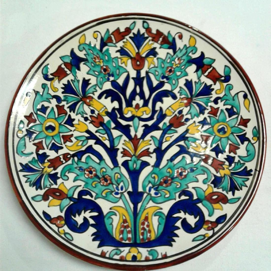 """Wall Plate 2 (D 13"""")"""