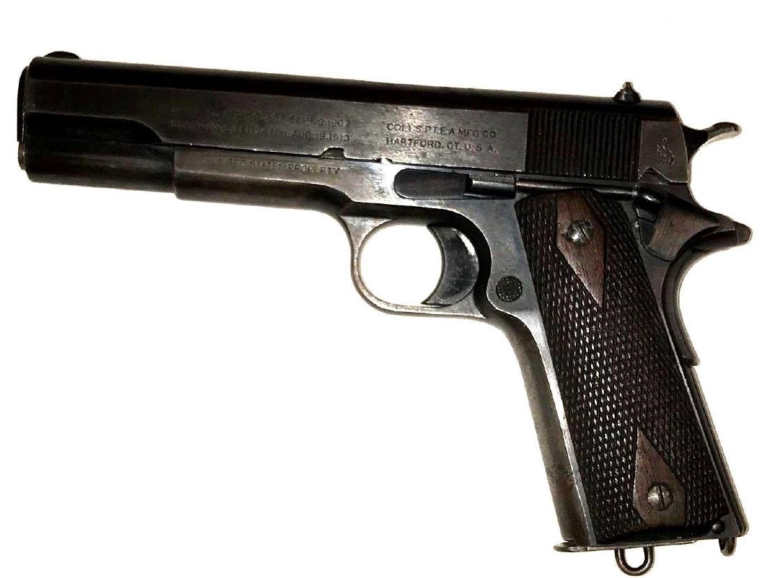 1918 Colt 1911 .45 Automatic US Government