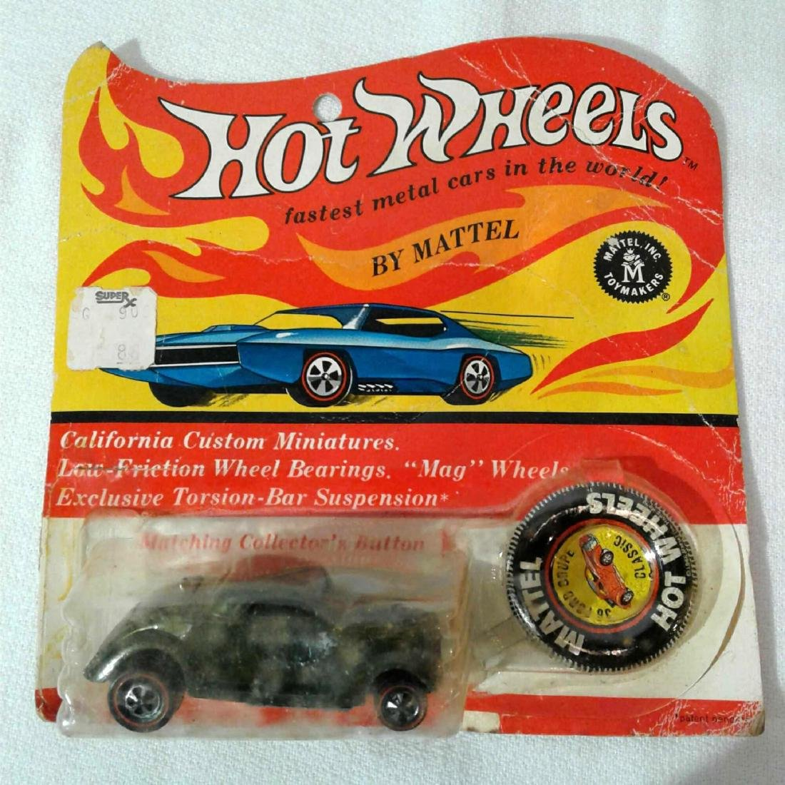 Hot Wheels Redline 36 Ford Coupe