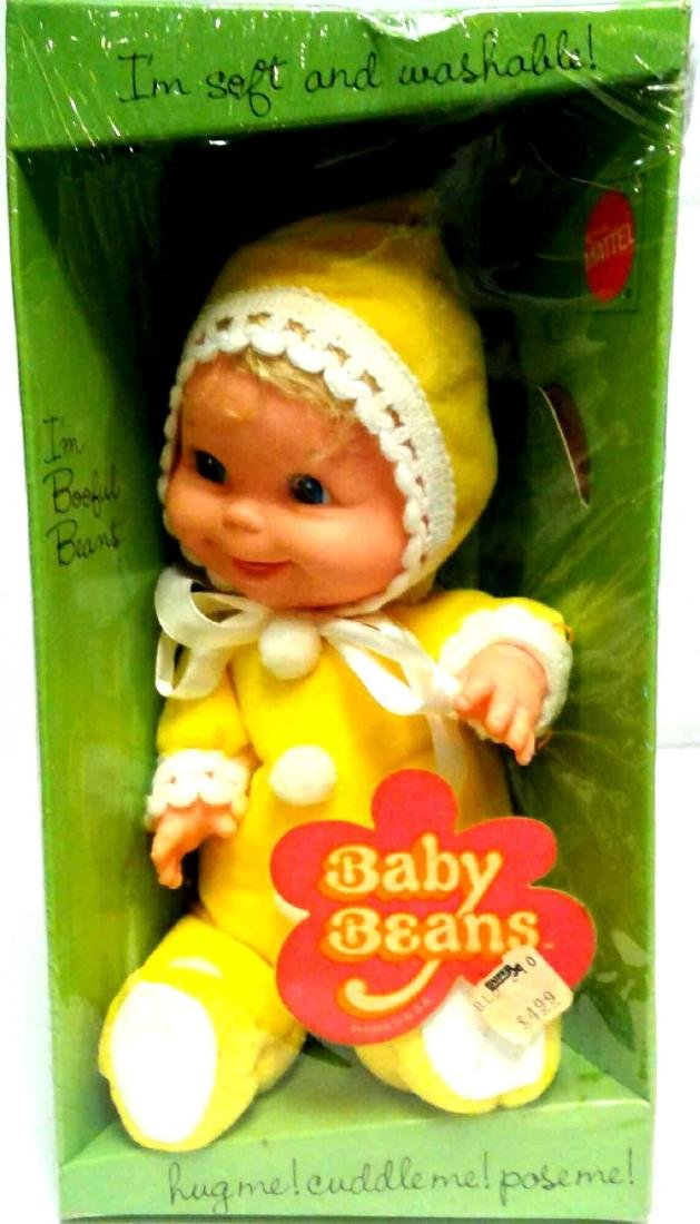 Baby Beans Doll Mattel Toys New In Box
