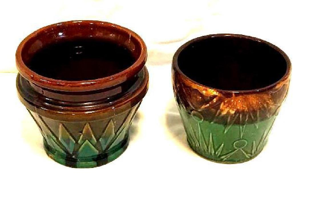 Two Medium planters Garden Pots