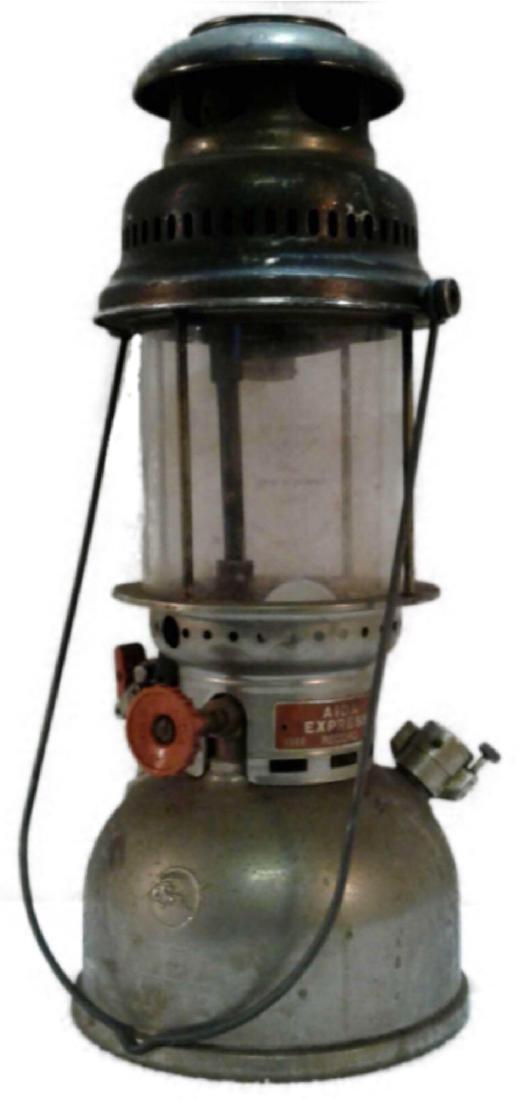 Aida Express 1500 500 CP Record Pressure Lantern