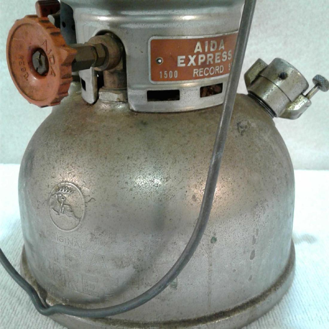 Aida Express 1500 500 CP Record Pressure Lantern - 6