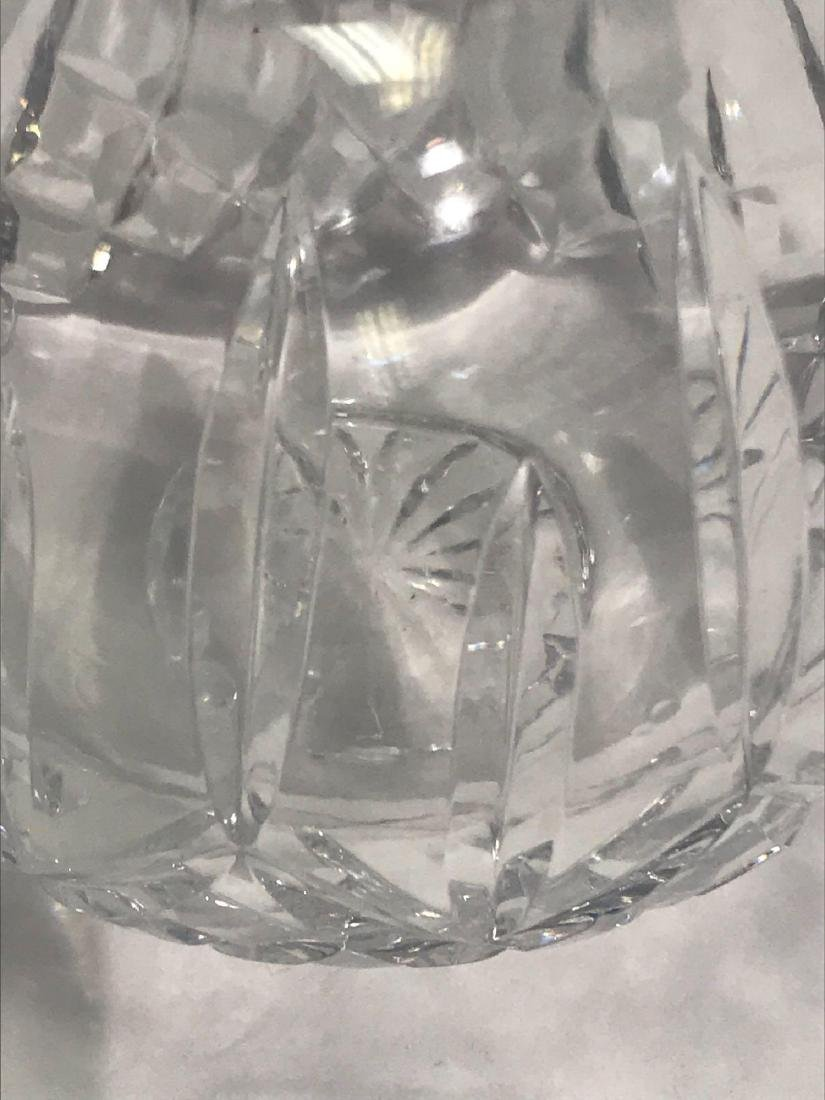 Waterford Lismore Crystal Glass Bowl - 10