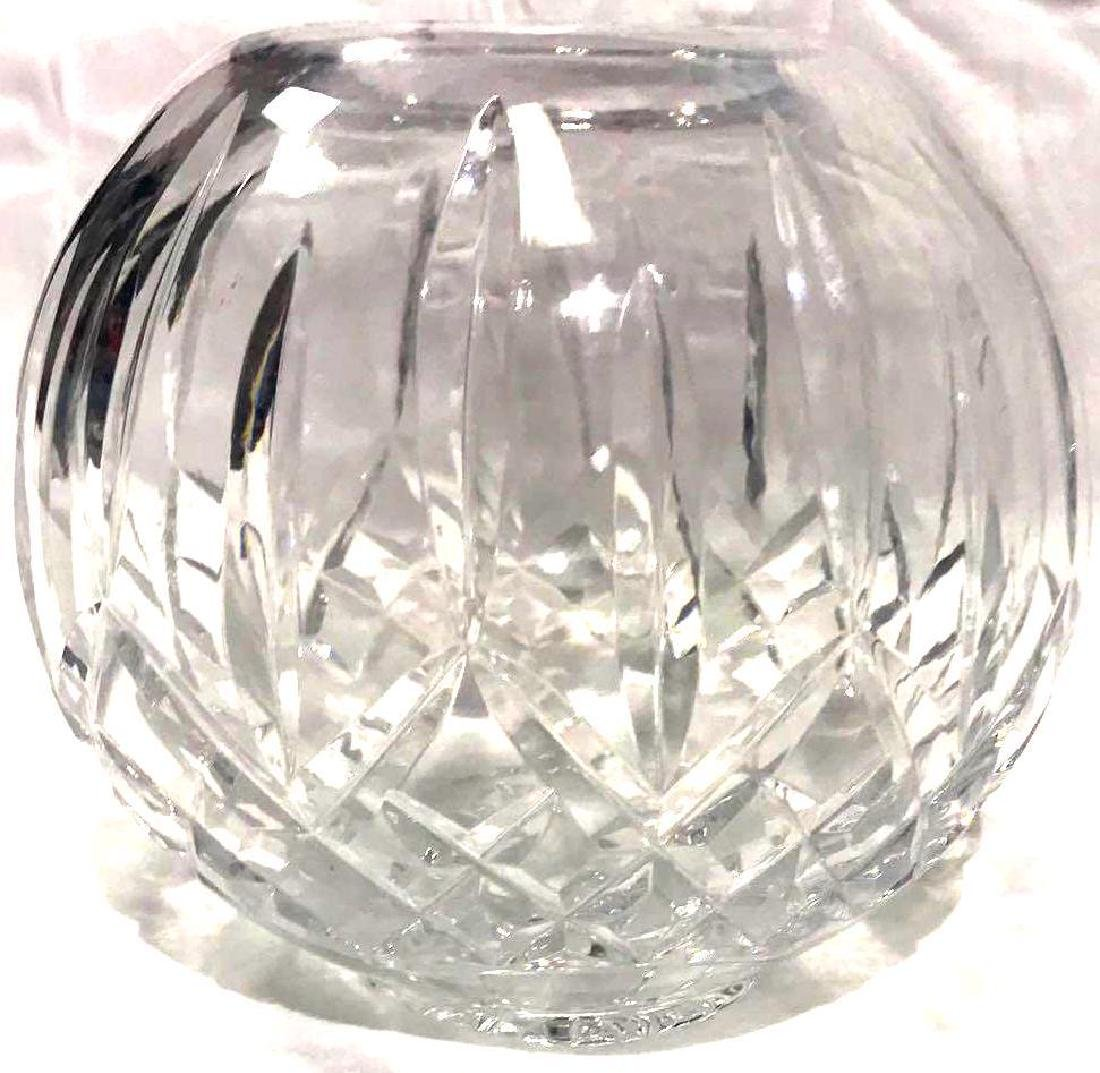 Waterford Lismore Crystal Glass Bowl