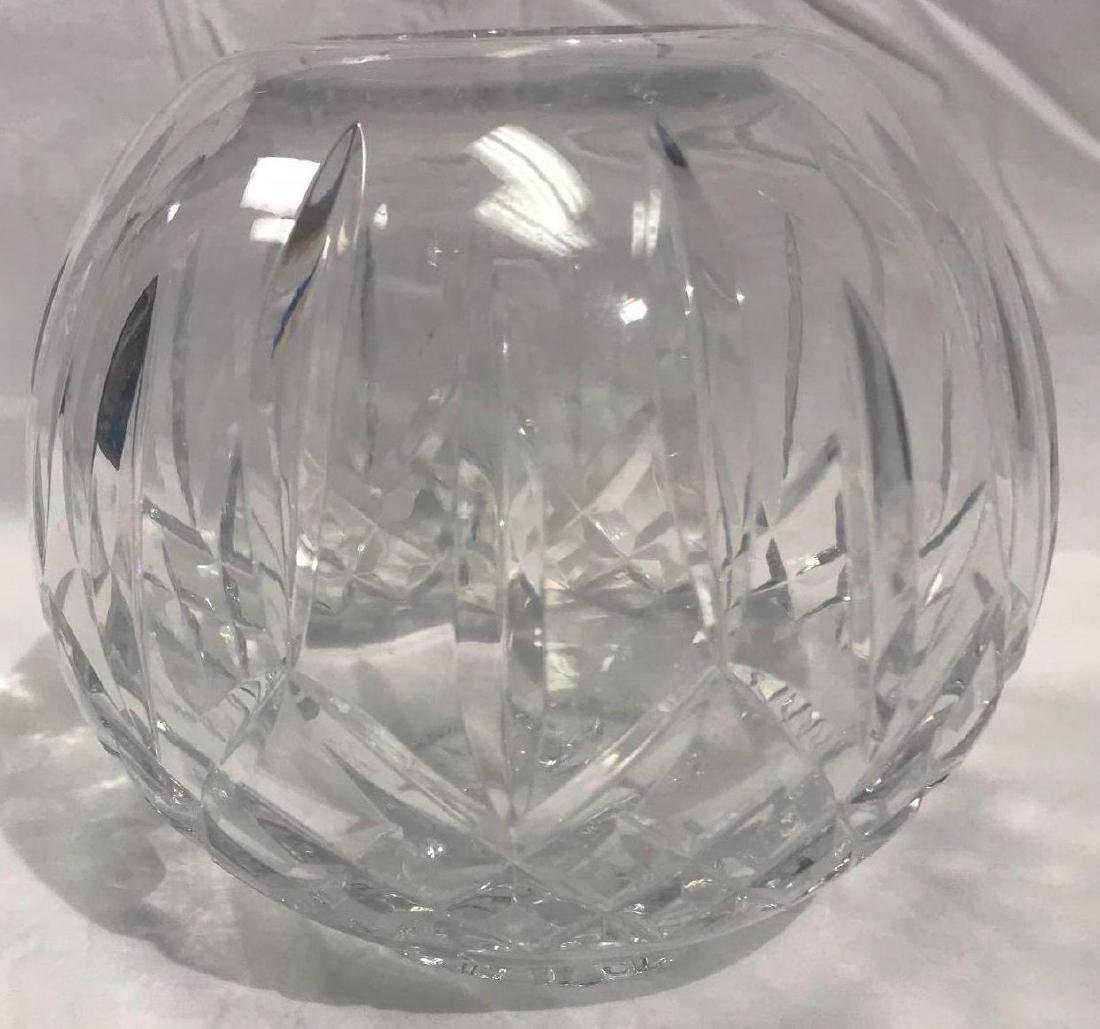 Waterford Lismore Crystal Glass Bowl - 2