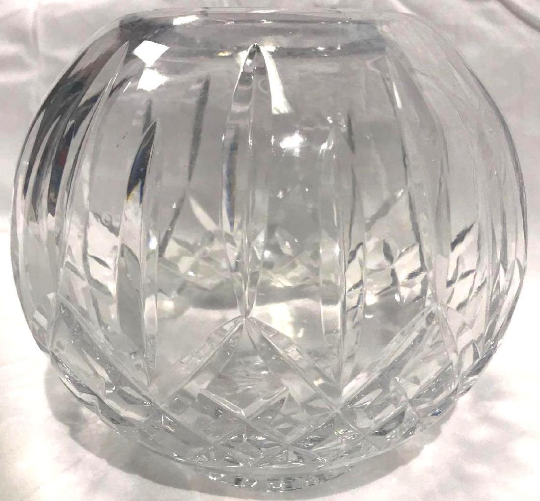 Waterford Lismore Crystal Glass Bowl - 3