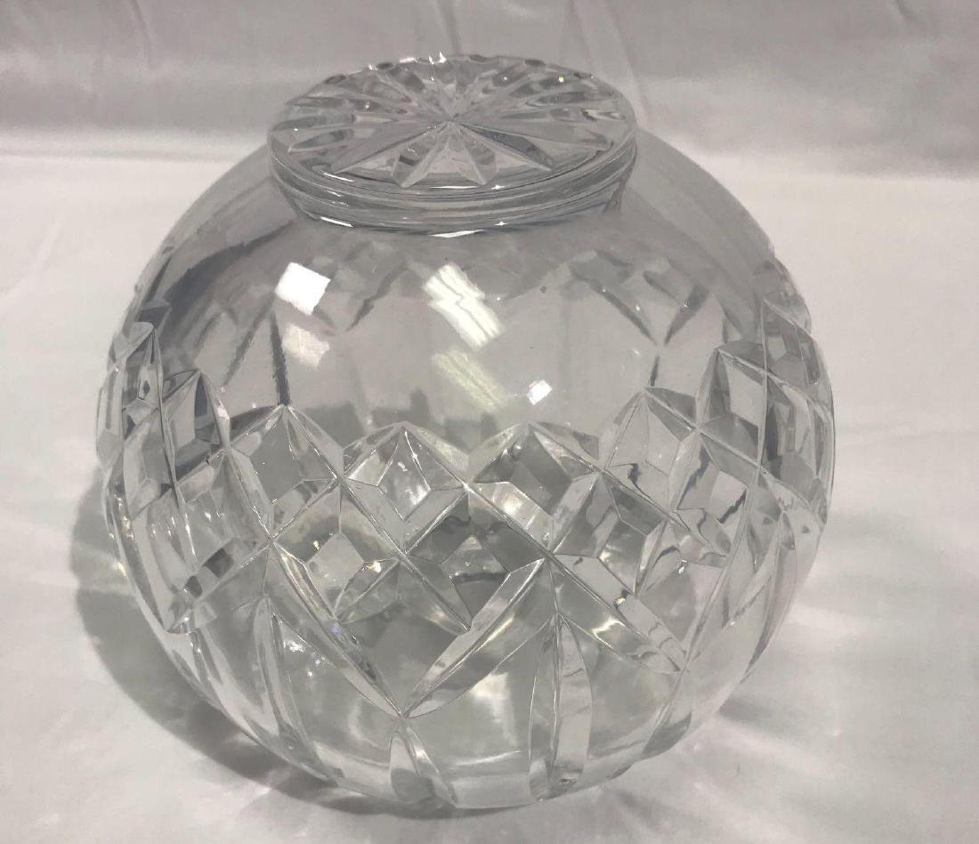 Waterford Lismore Crystal Glass Bowl - 4
