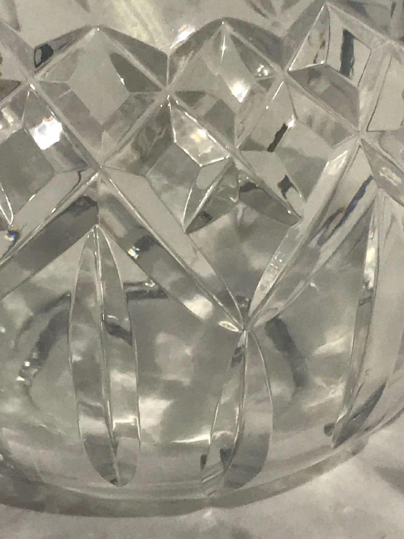Waterford Lismore Crystal Glass Bowl - 5