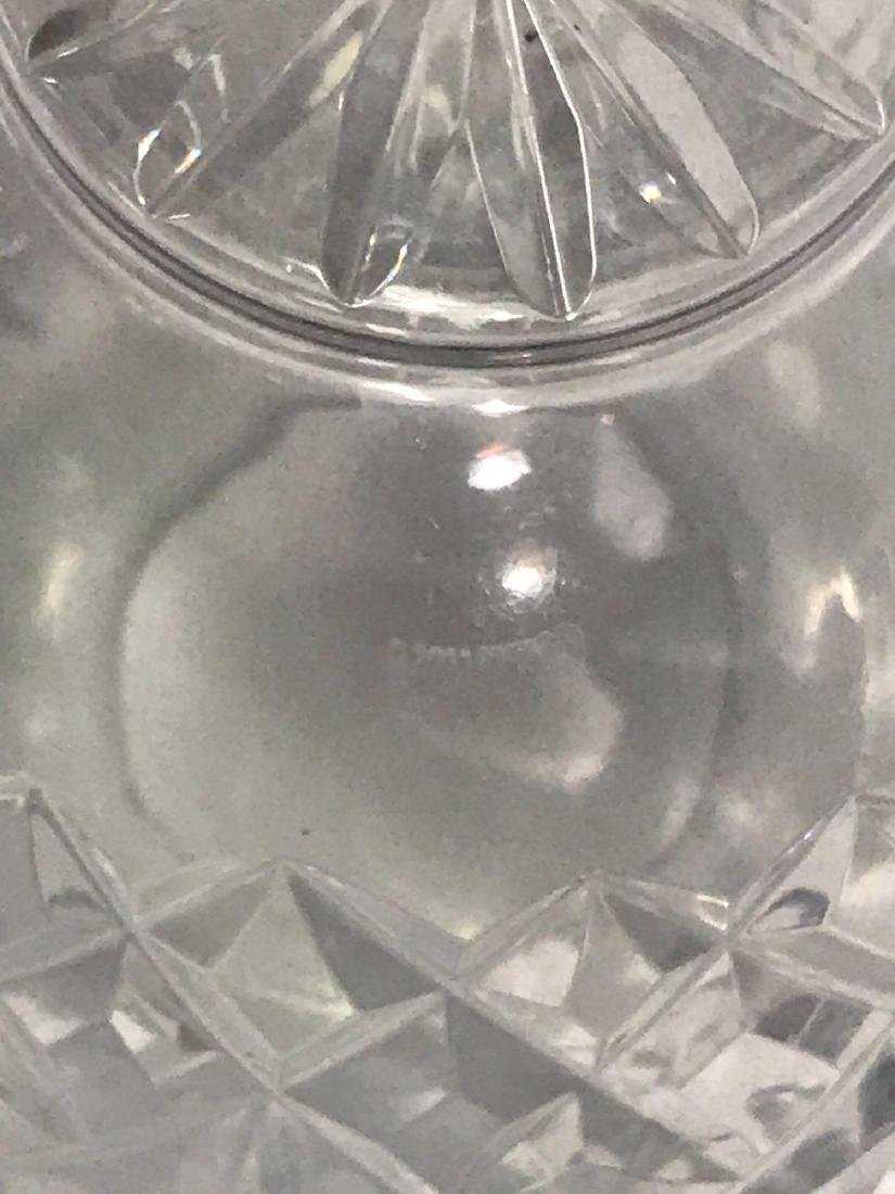 Waterford Lismore Crystal Glass Bowl - 7