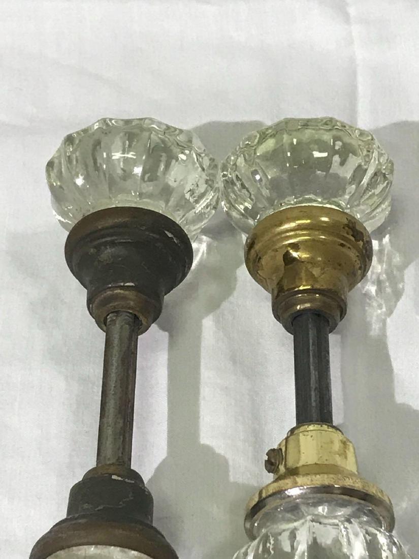 Antique Crystal Door Knob - 10