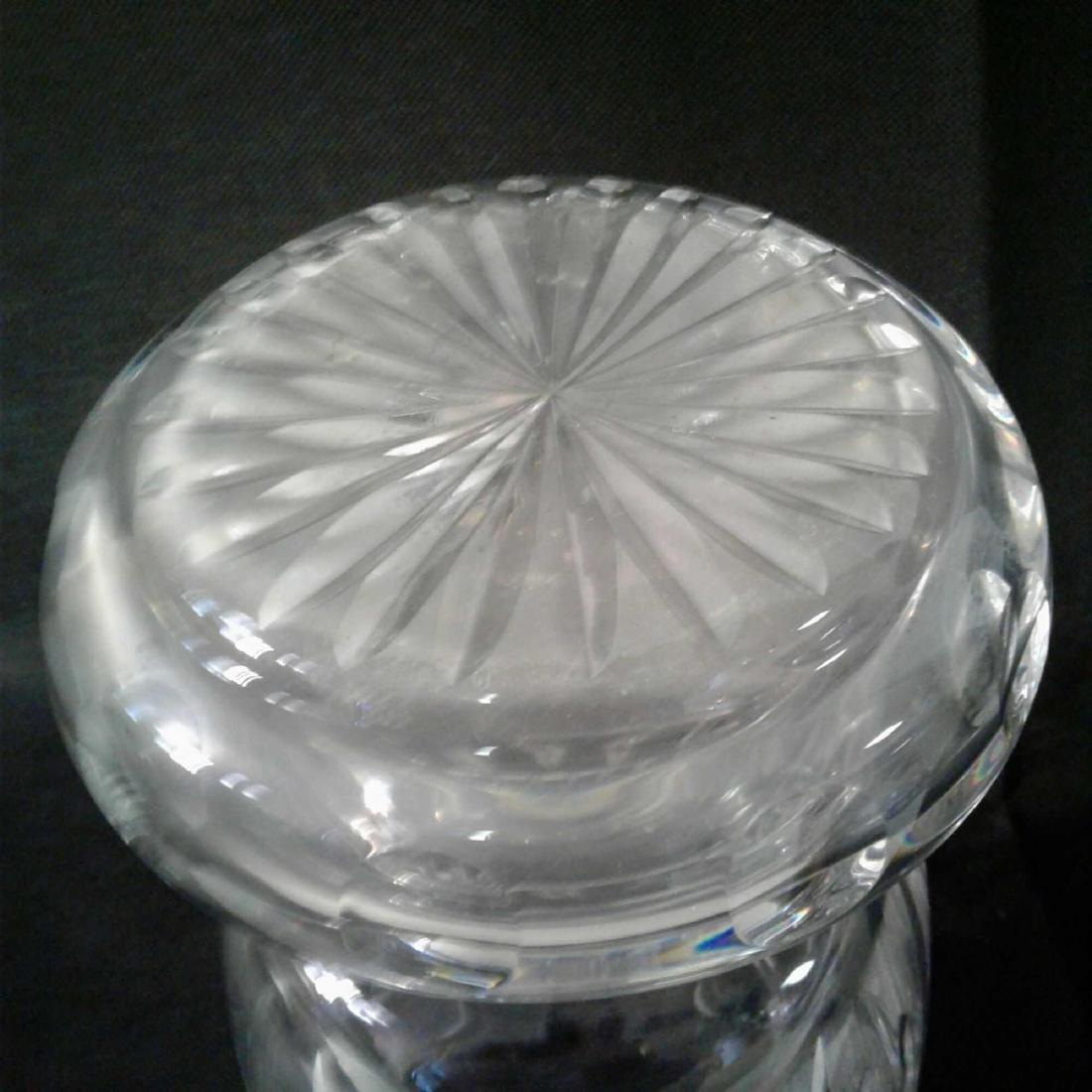 Waterford Crystal Swan Lake Vas - 8