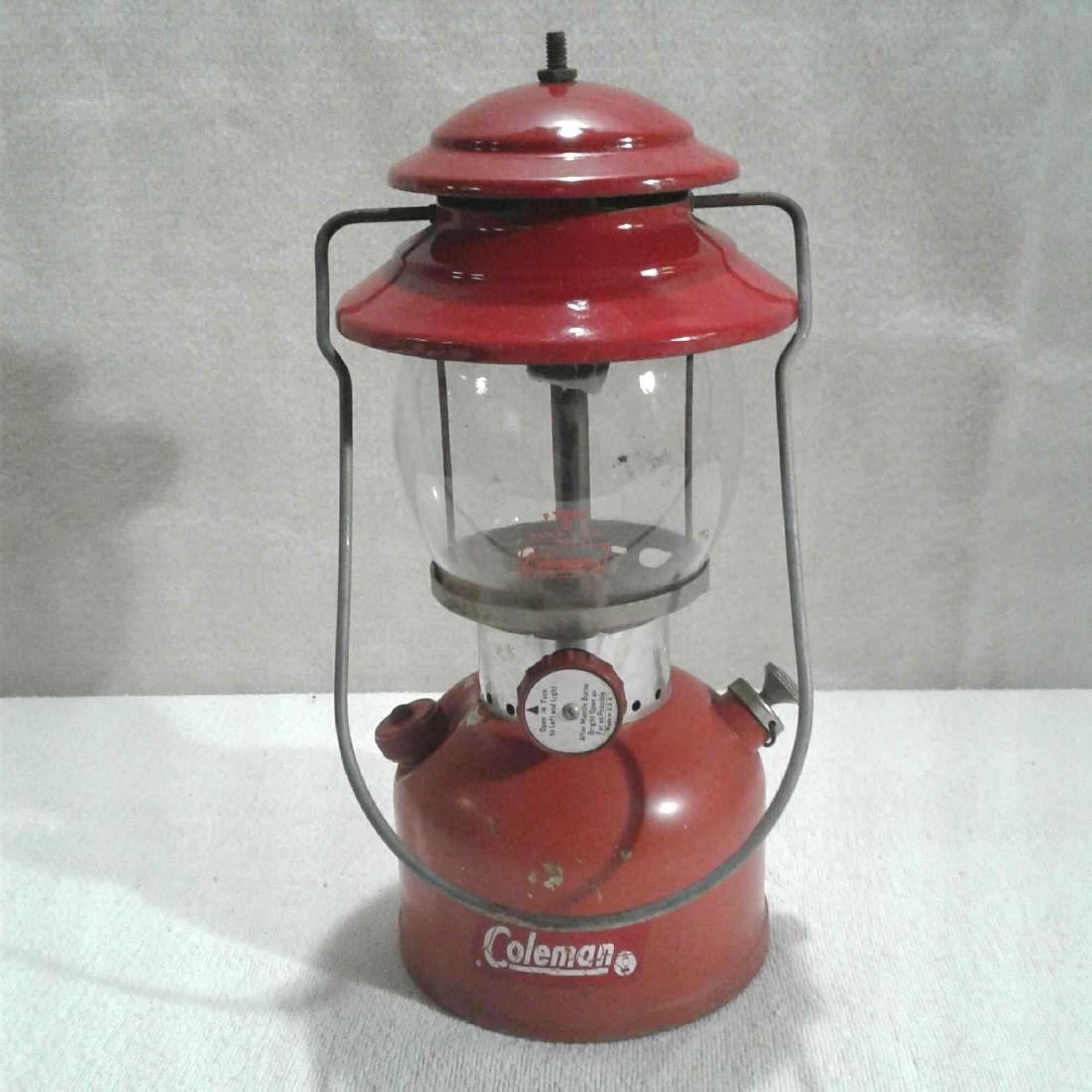 Vintage 1963 Coleman Lantern 200A