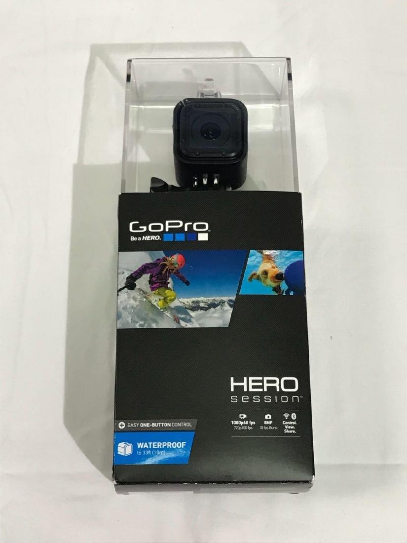 Go-Pro Hero Session HD 1080p Camera - 10