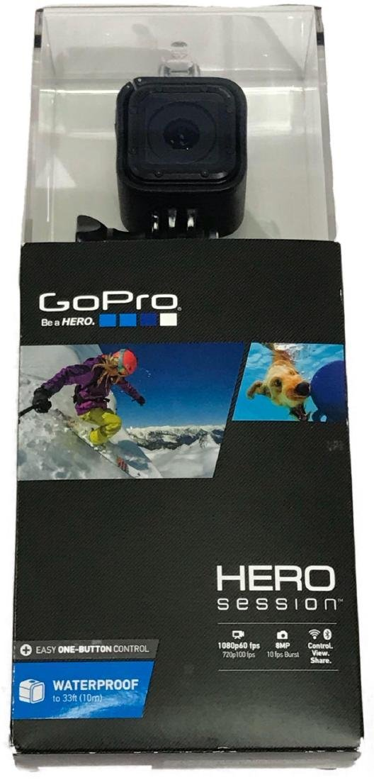 Go-Pro Hero Session HD 1080p Camera