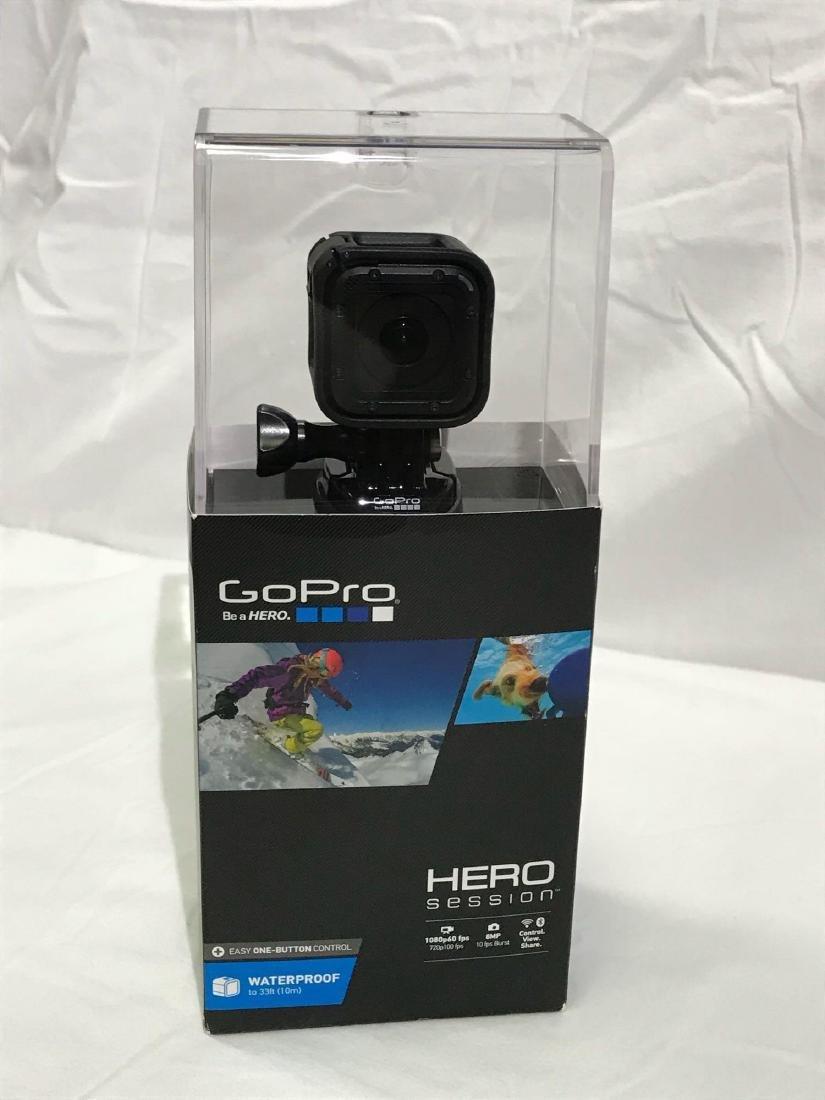 Go-Pro Hero Session HD 1080p Camera - 3