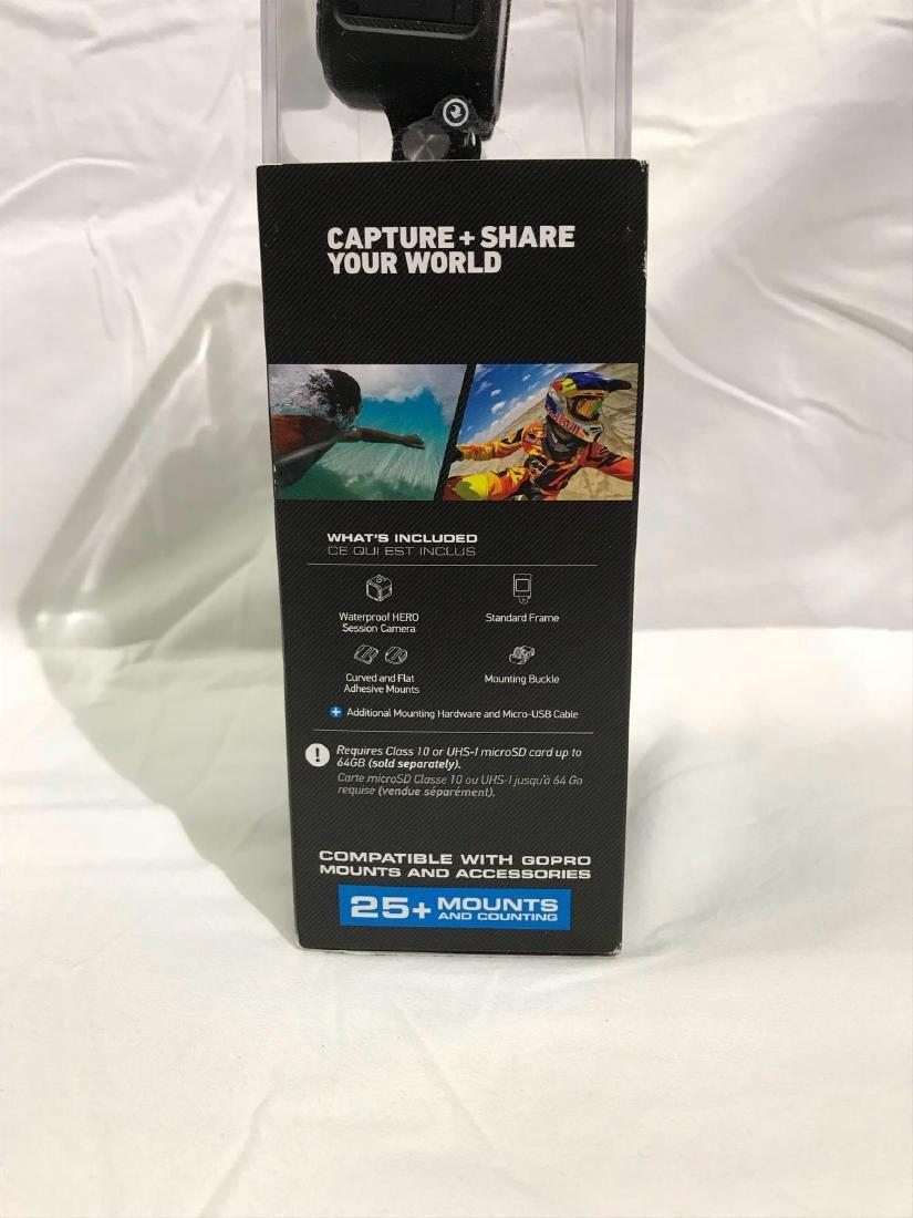 Go-Pro Hero Session HD 1080p Camera - 6