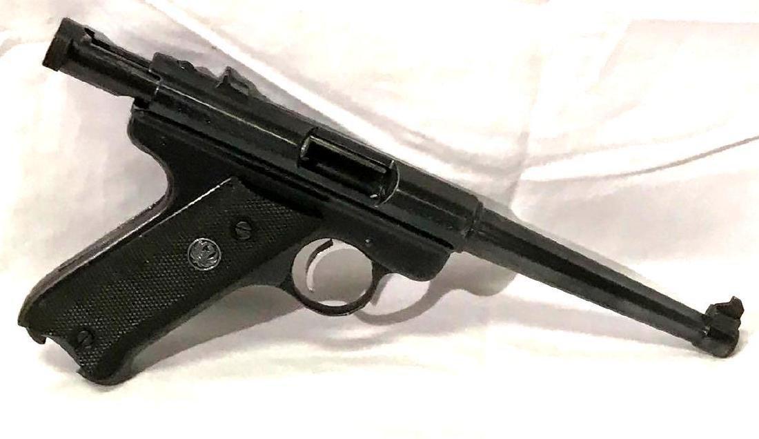 1977 Ruger Mark I .22 Caliber Handgun - 8