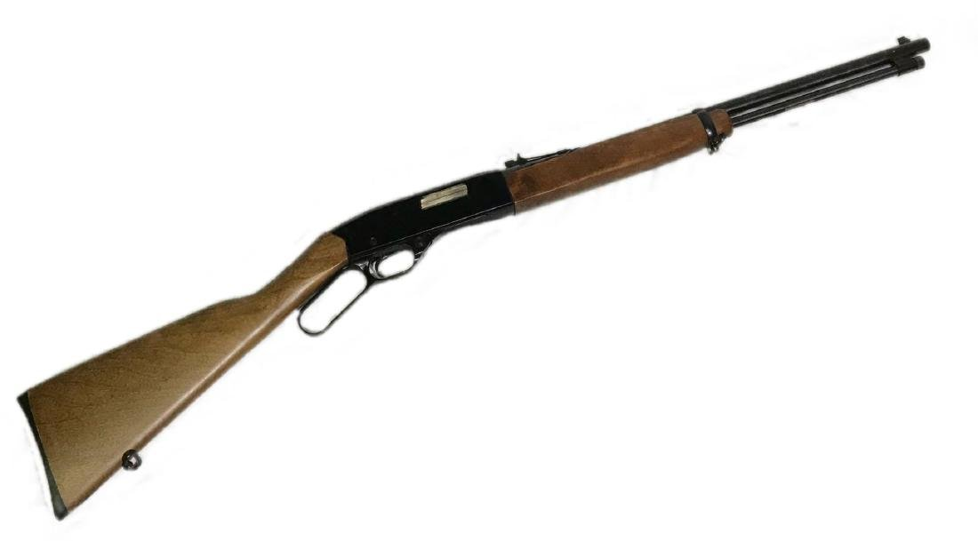 Winchester .22 Caliber Lever Action Rifle