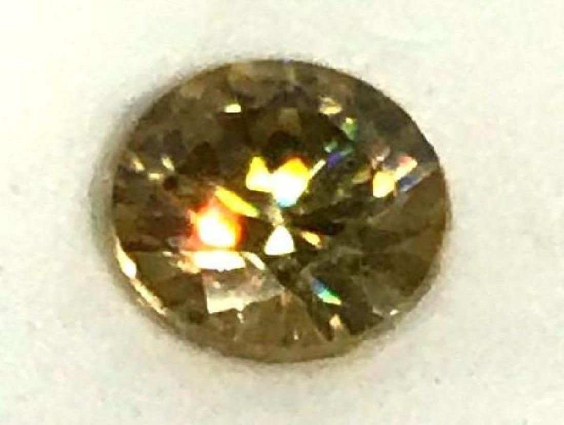5.80 Ct. 10mm Strontium Titanate Gem Stone