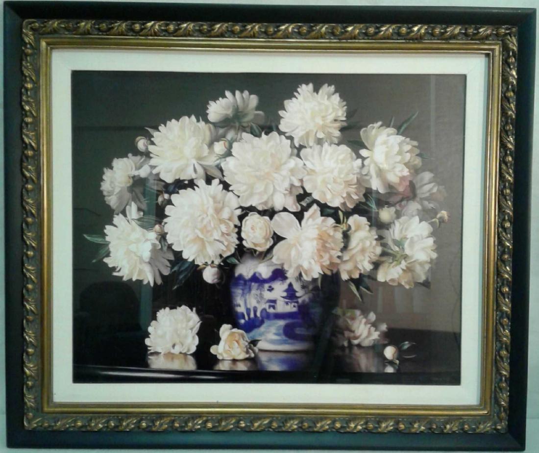 Evan Wilson, Peonies Flowers Picture
