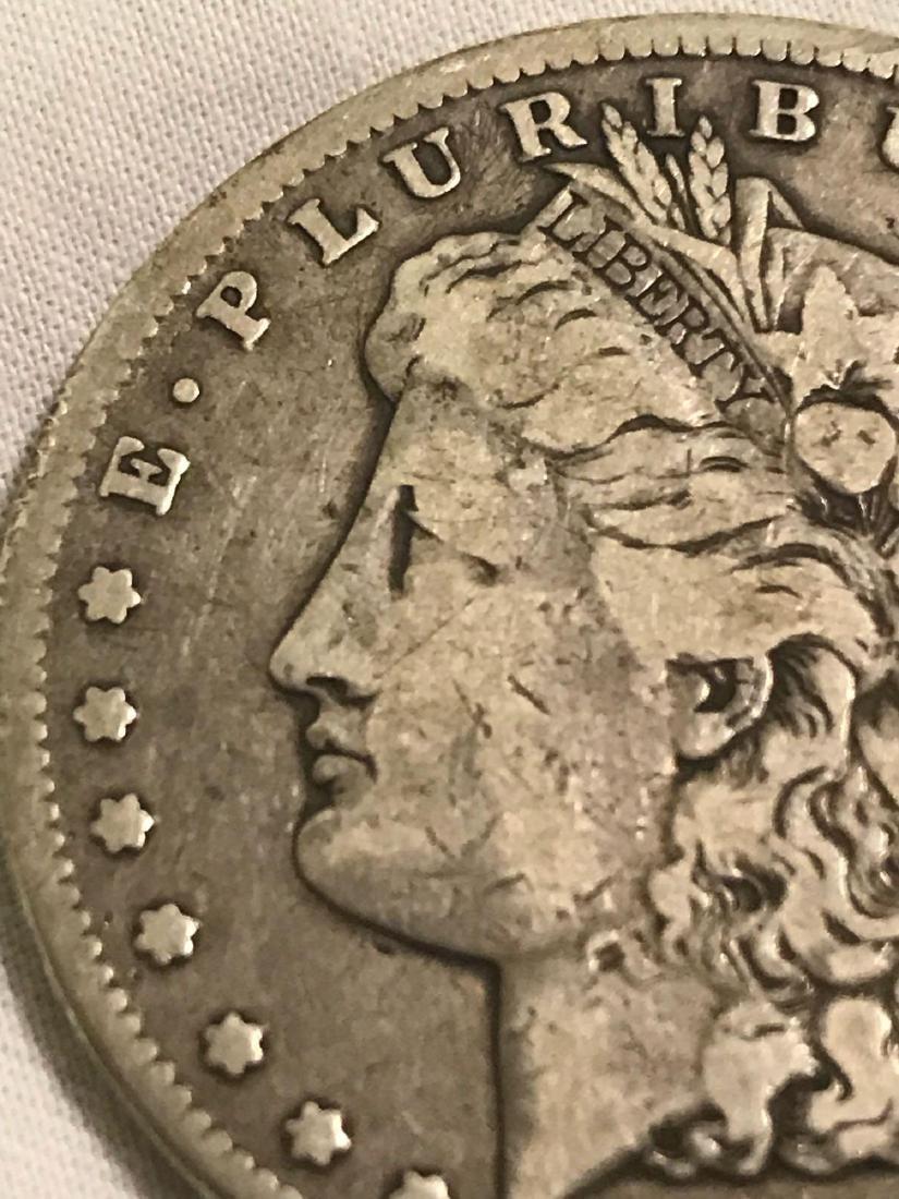 1890-CC Carson City Mint Morgan Dollar - 2