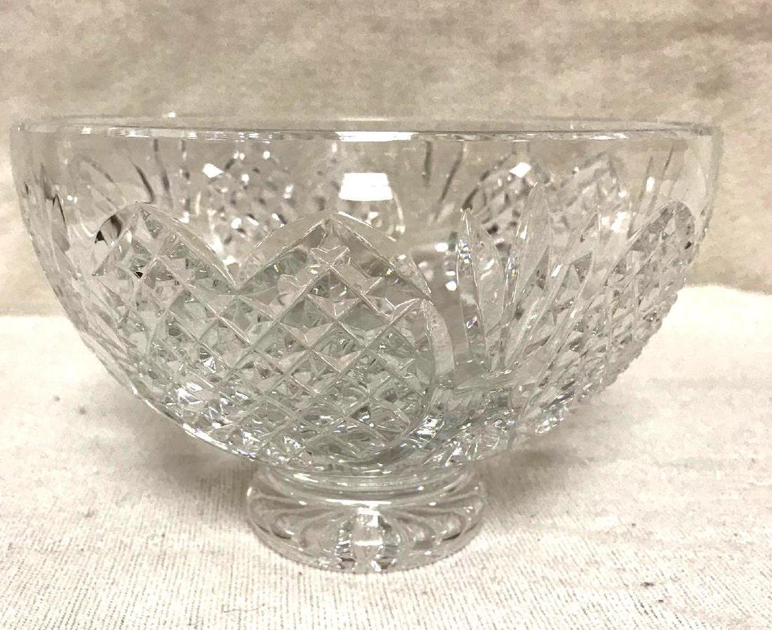 Waterford Crystal Cut Crystal Bowl