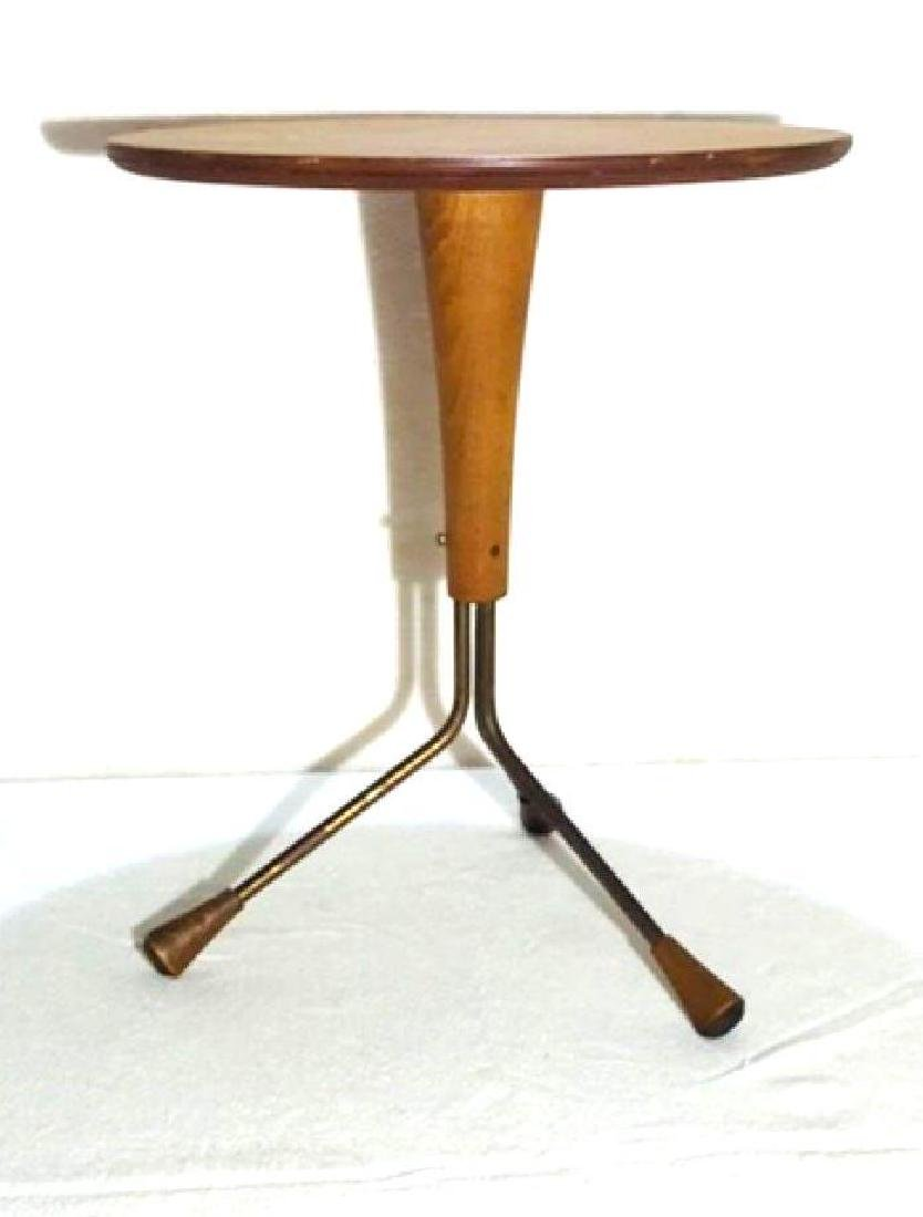 Alberts Tibro Sweden Teak Side Table