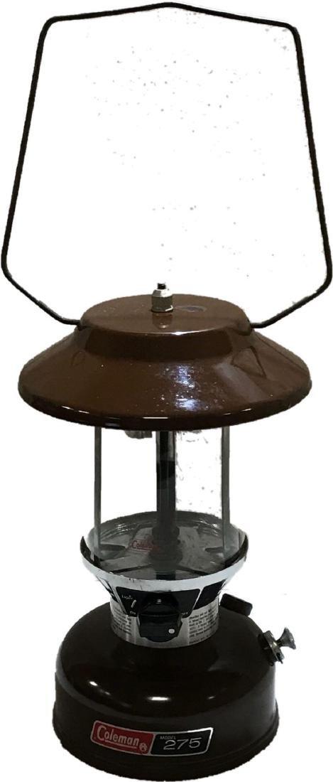 Vintage 1979 Coleman 275 Kerosene Lantern