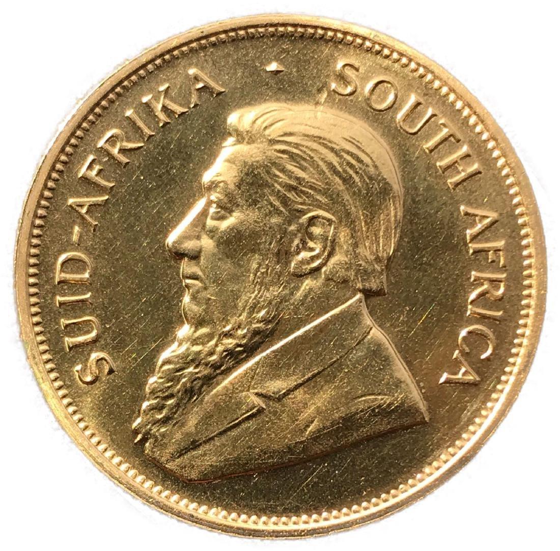 1979 South Africa Solid Gold Krugerrand