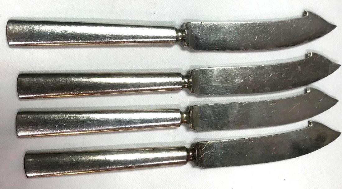 4 Goodell Company Fish Hook Knives