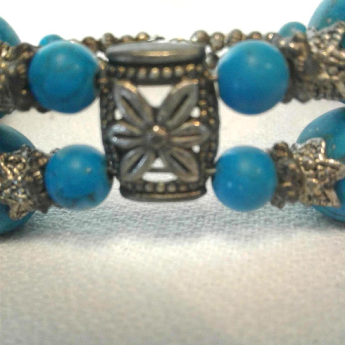 Turquoise Bracelet - 4