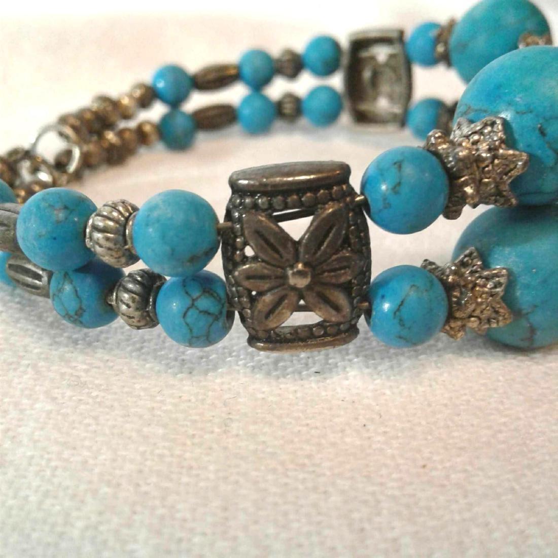 Turquoise Bracelet - 7