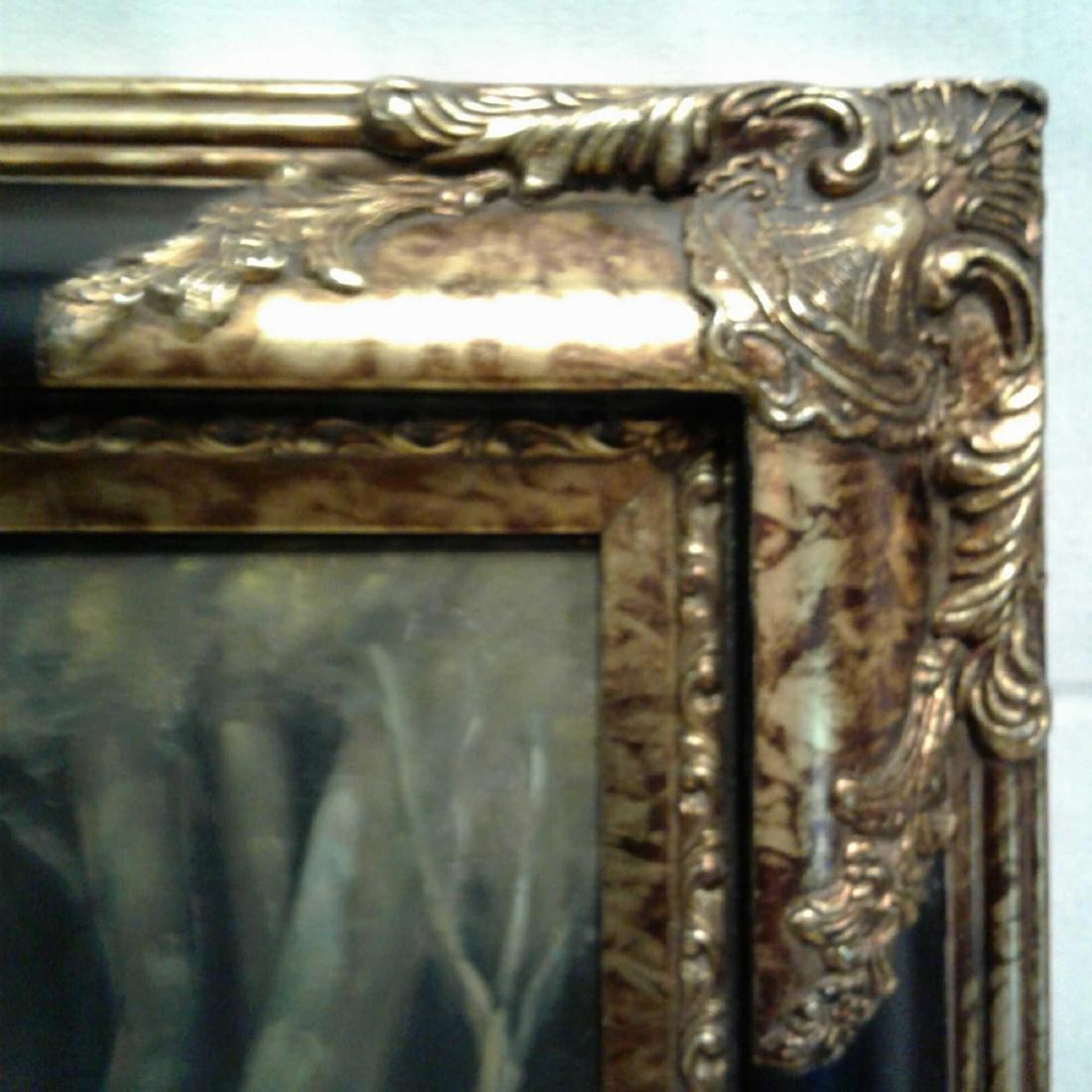 Framed Original Oil Painting - 8