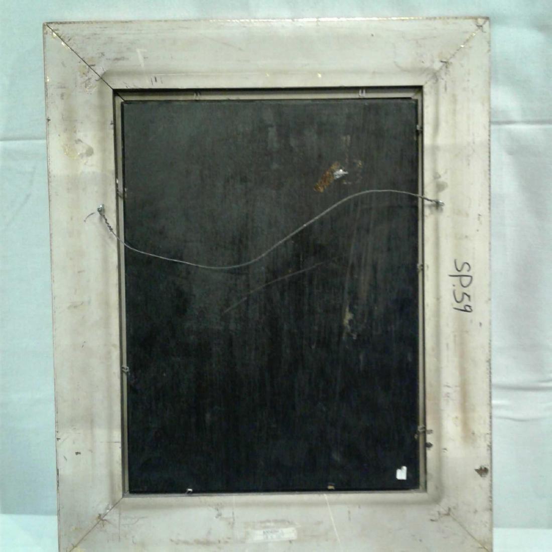 Framed Original Oil Painting - 9