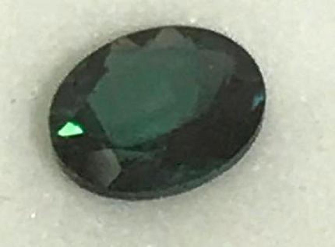 Green Labradorite Loose Gem Stone