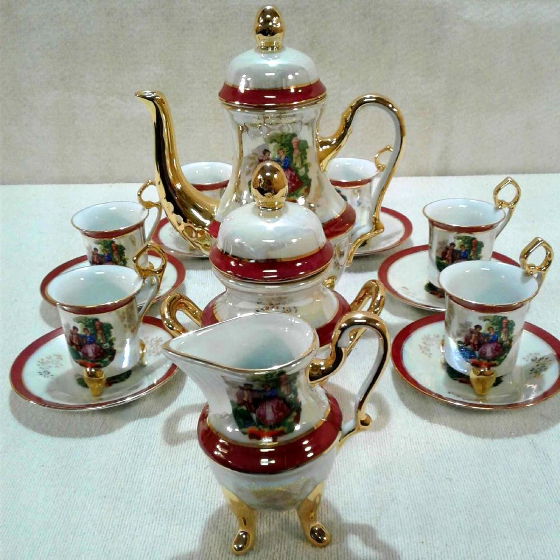 Imperial Tea Set